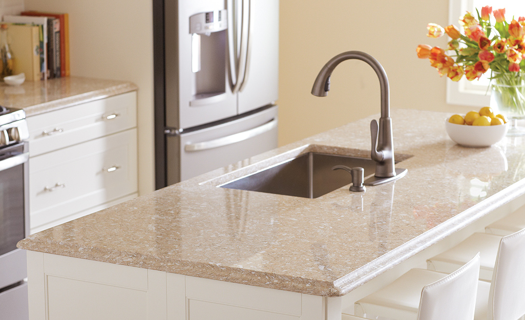 Kitchen Countertops  Which Material Is Ideal For Your Home